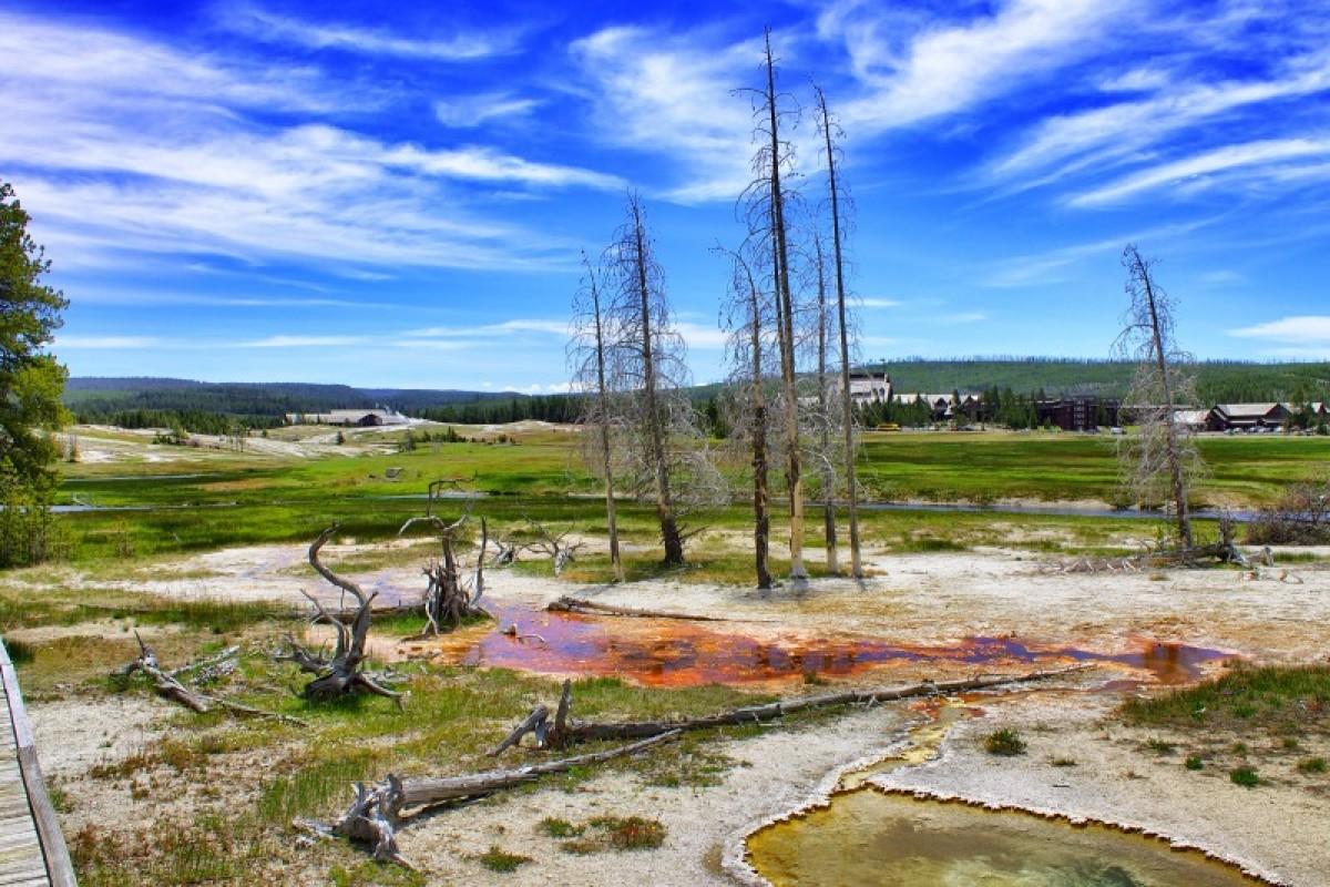 14 plekken die je niet mag overslaan in yellowstone