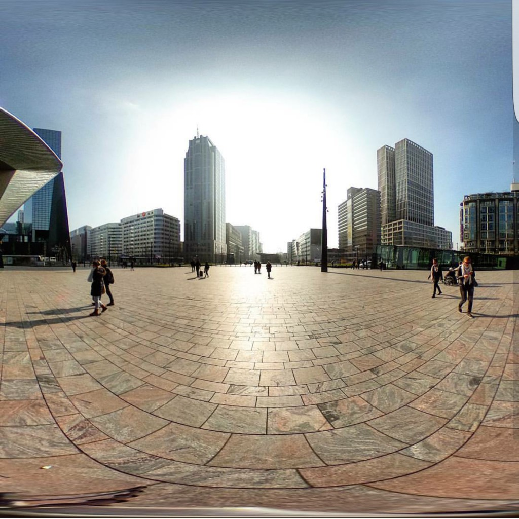 360-graden-foto-in-Rotterdam-genomen