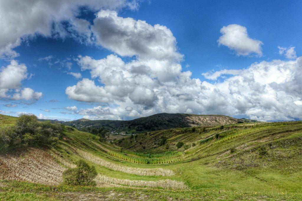 Ecuador-hooglanden