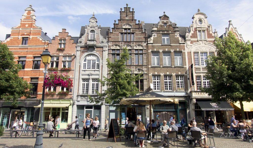 IJzerenleen in Mechelen