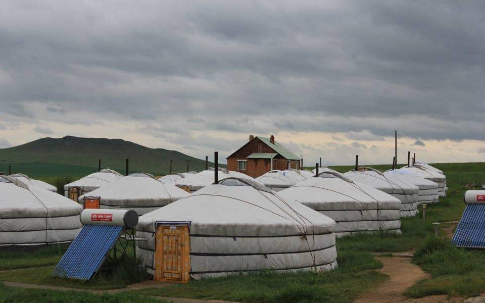 Mongolie Yurt