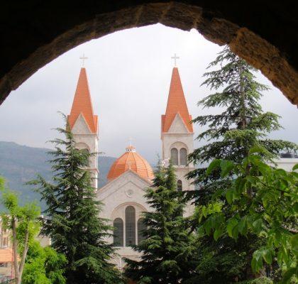 libanon bezoeken