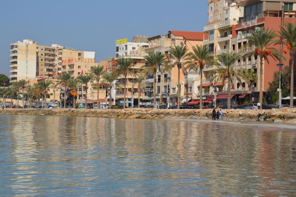 libanon stad