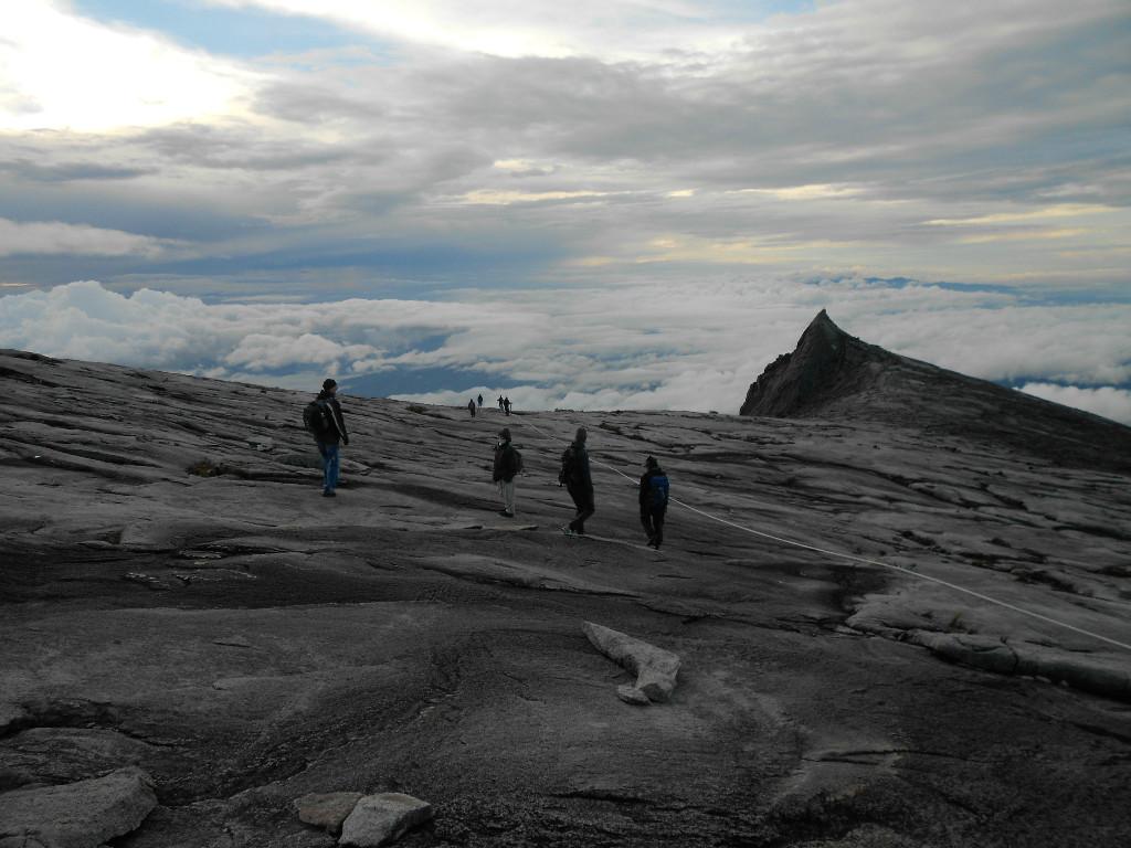 Mount Kinabalu beklimmen