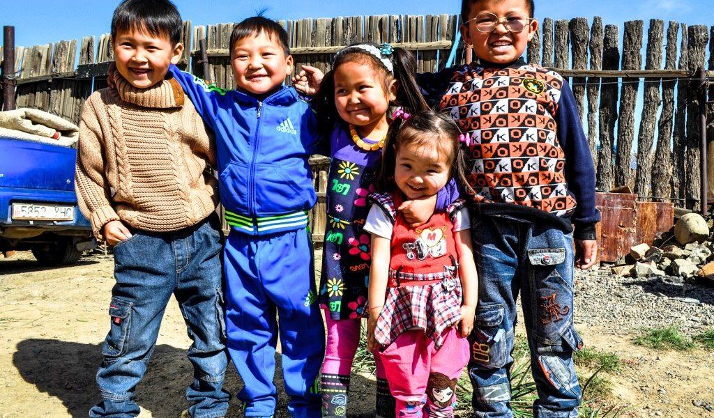 kinderen-in-mongolie