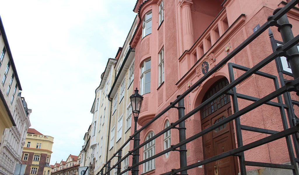 een weekendje Praag