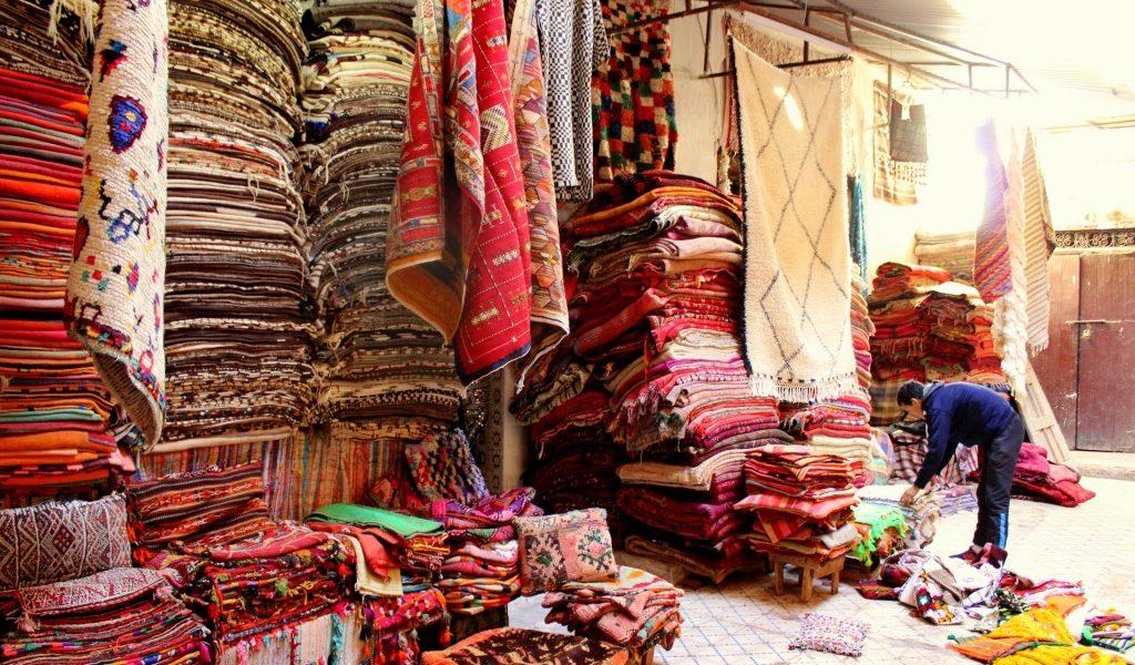 Kledenkraam marrakech