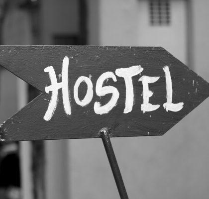 overnachten hostel