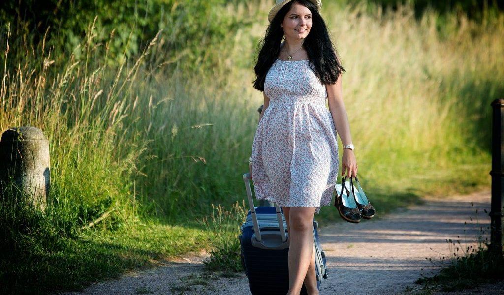 reizen met alleen handbagage