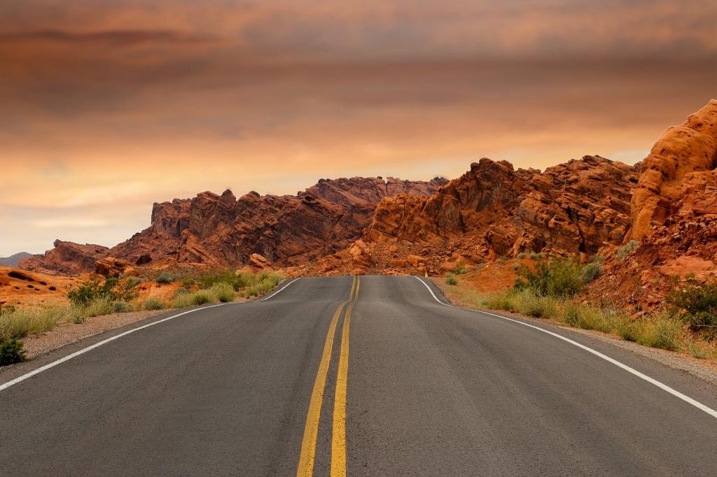 roadtrippen in amerika