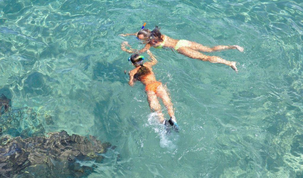 snorkelen in europa