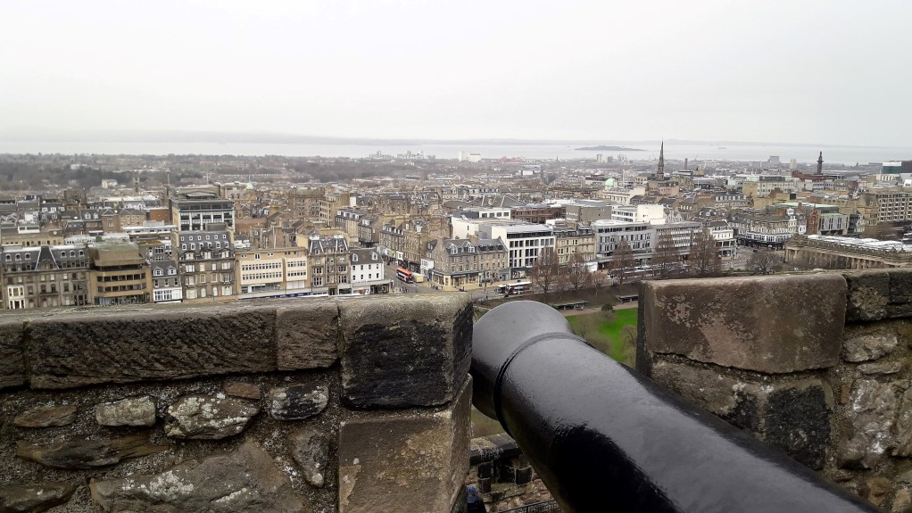 Citytrip Edinburgh
