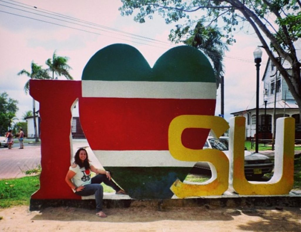 Doen in Suriname