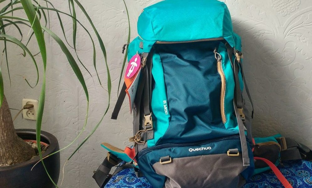 Backpack Quechua Escape 50L