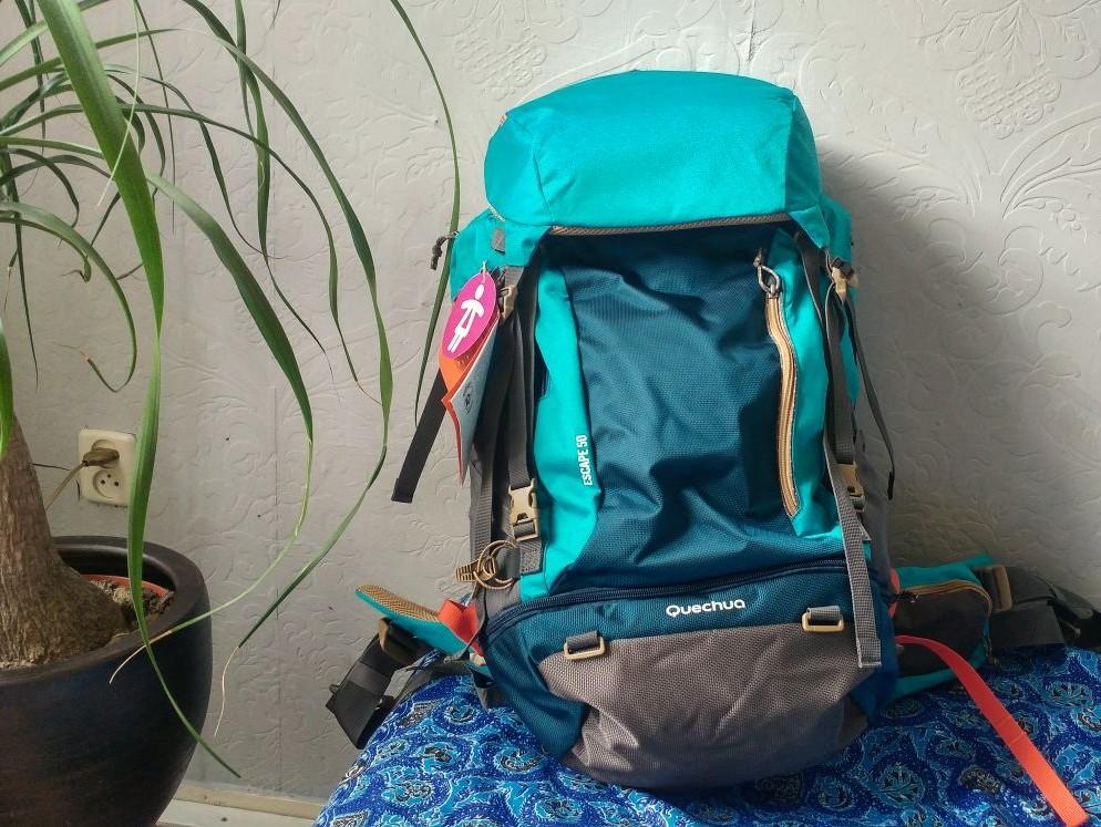 Backpack Quechua Escape 50L