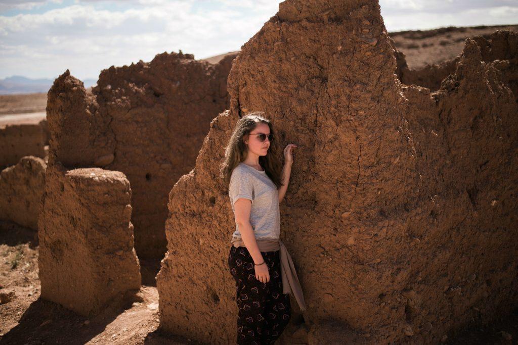 ait ben haddou marokko