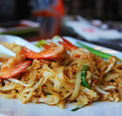 Recept voor Pad Thai