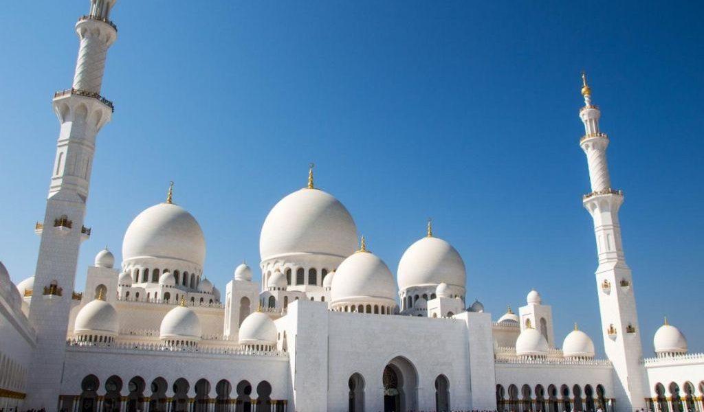 Sjeik-Zayed-moskee-Abu-Dhabi-Verenigde-Arabische-Emiraten