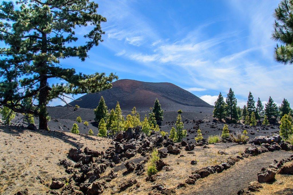 vulkaan beklimmen el teide