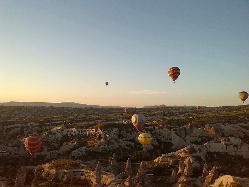 Göreme Cappadocië