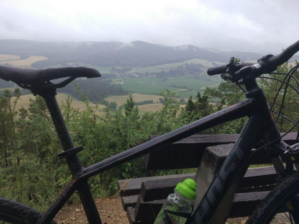 mountainbike outdoor thuringen