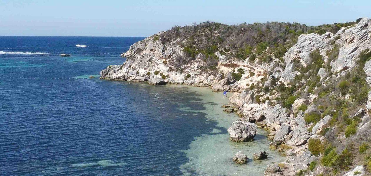 Australië - Rottnest Island, de thuisbasis van de Quokka