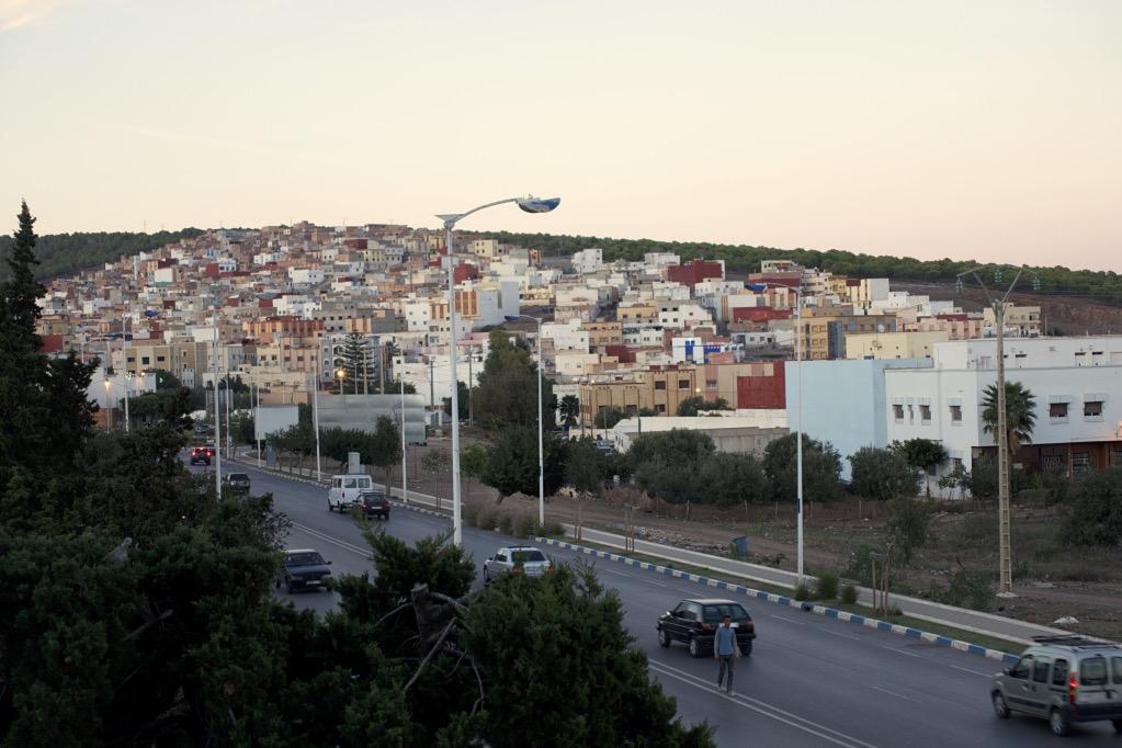 Nador-City-Marokko