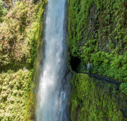 Tunnel Falls Oregon