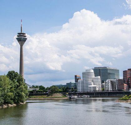 dusseldorf city trip