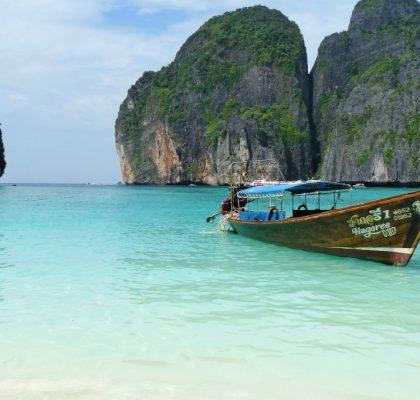 the beach thailand