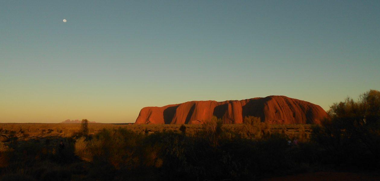 Australië Uluru Ayer's Rock