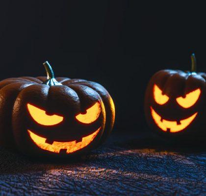 bestemmingen voor halloween