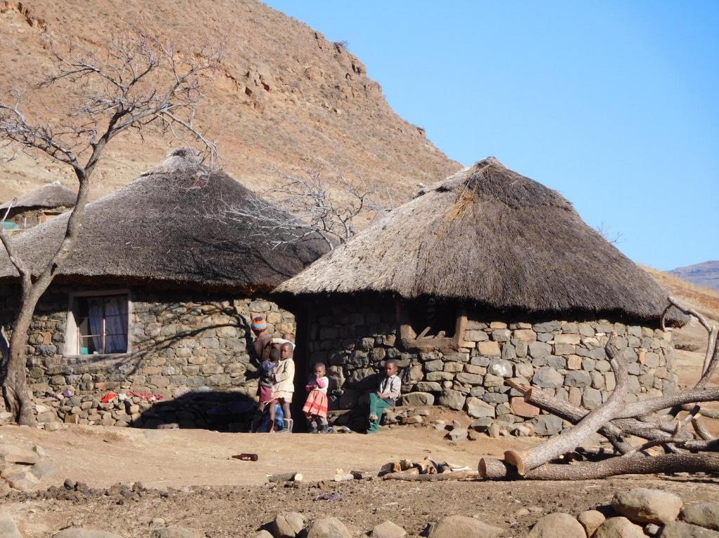 lesgeven in afrika
