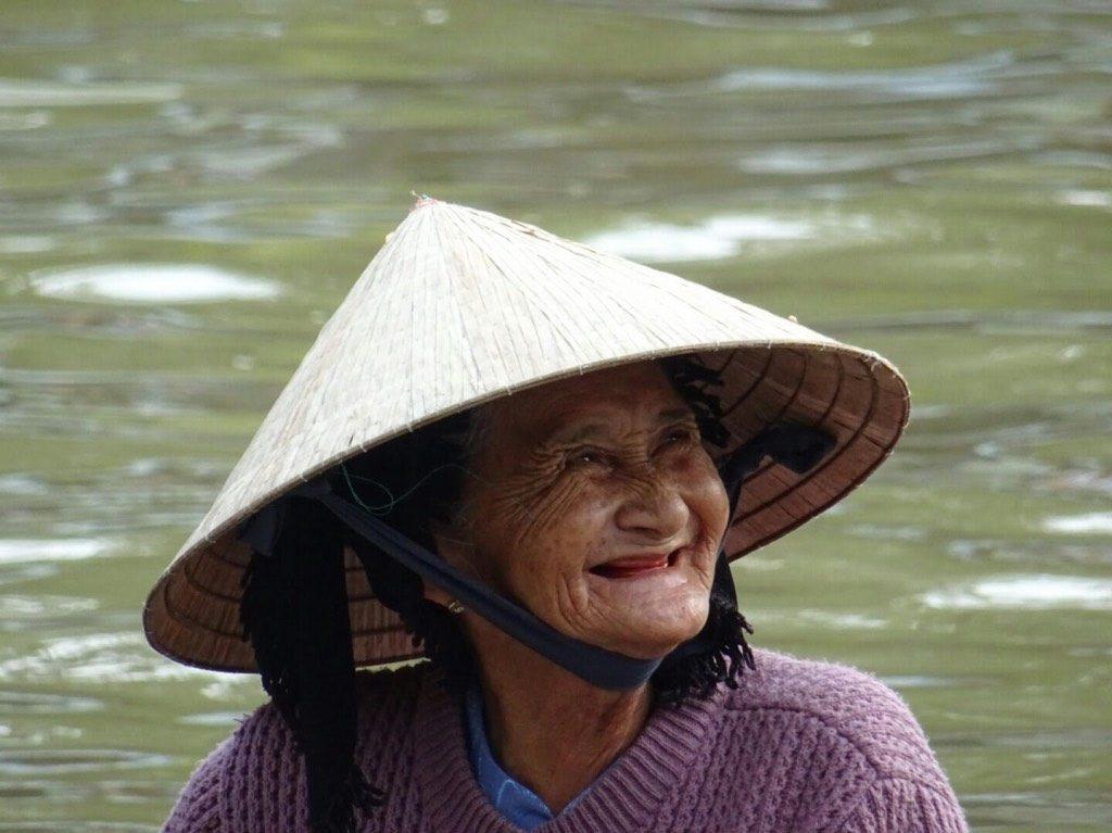 lokale bevolking in vietnam