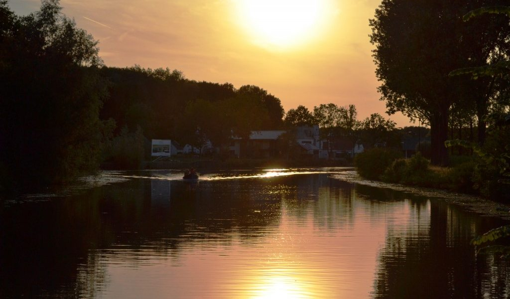 zonsondergang guiselaine