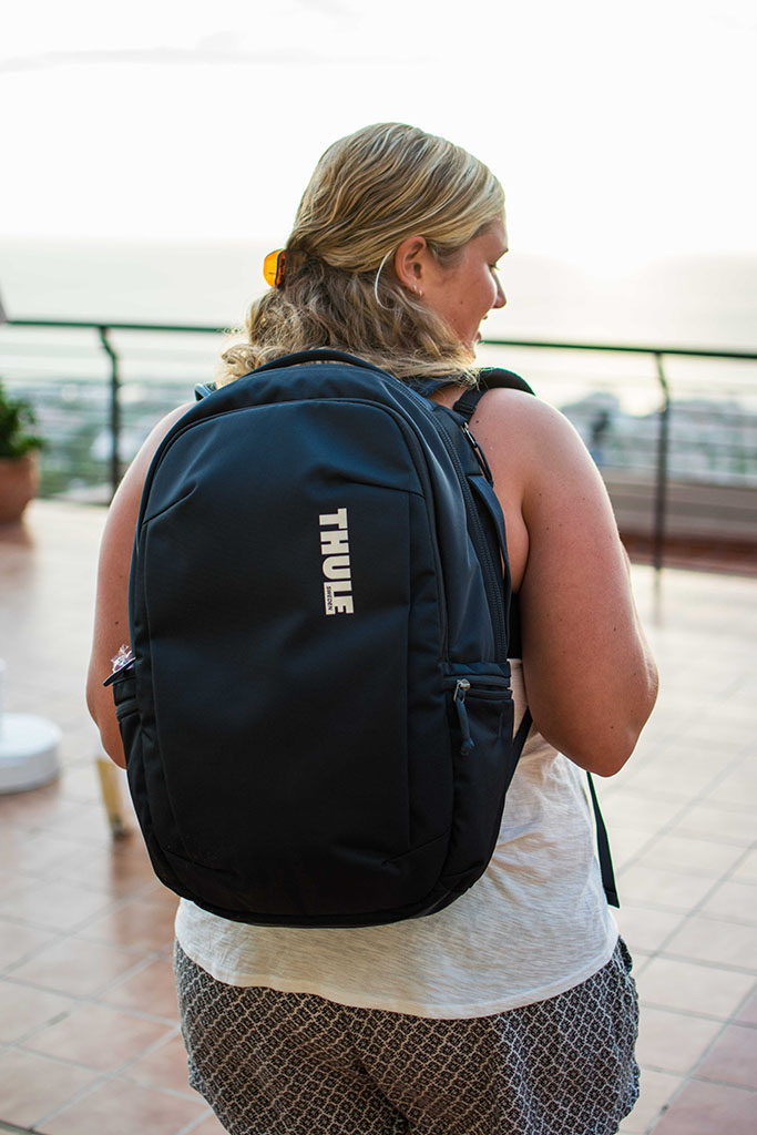 d6fd90e7f47 Review Thule Subterra Backpack » Review » travelgirls.nl