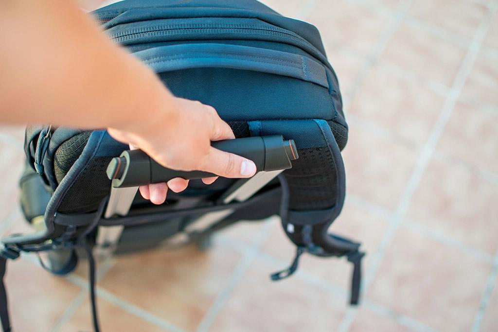 thule review Thule Subterra Backpack