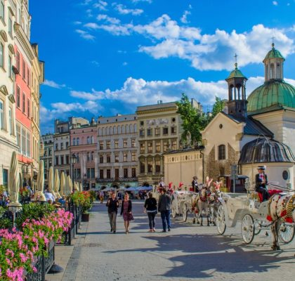 what to do in krakau poland
