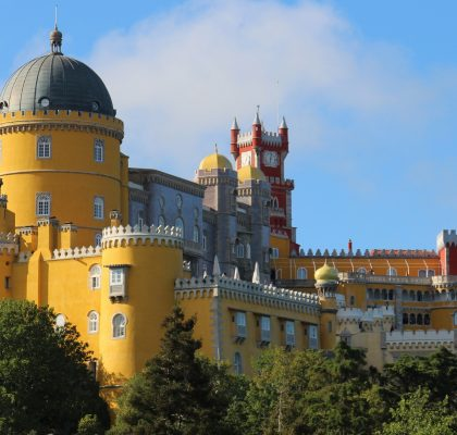 palacio nacional da pena dagtrip naar sintra portugal