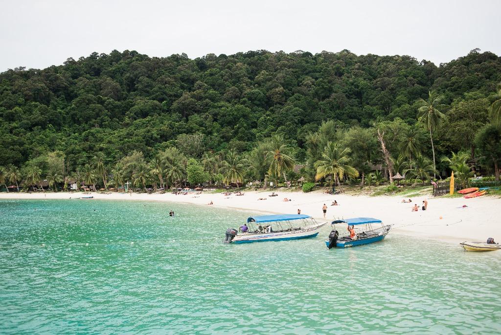 Perhentian eilanden Maleisië