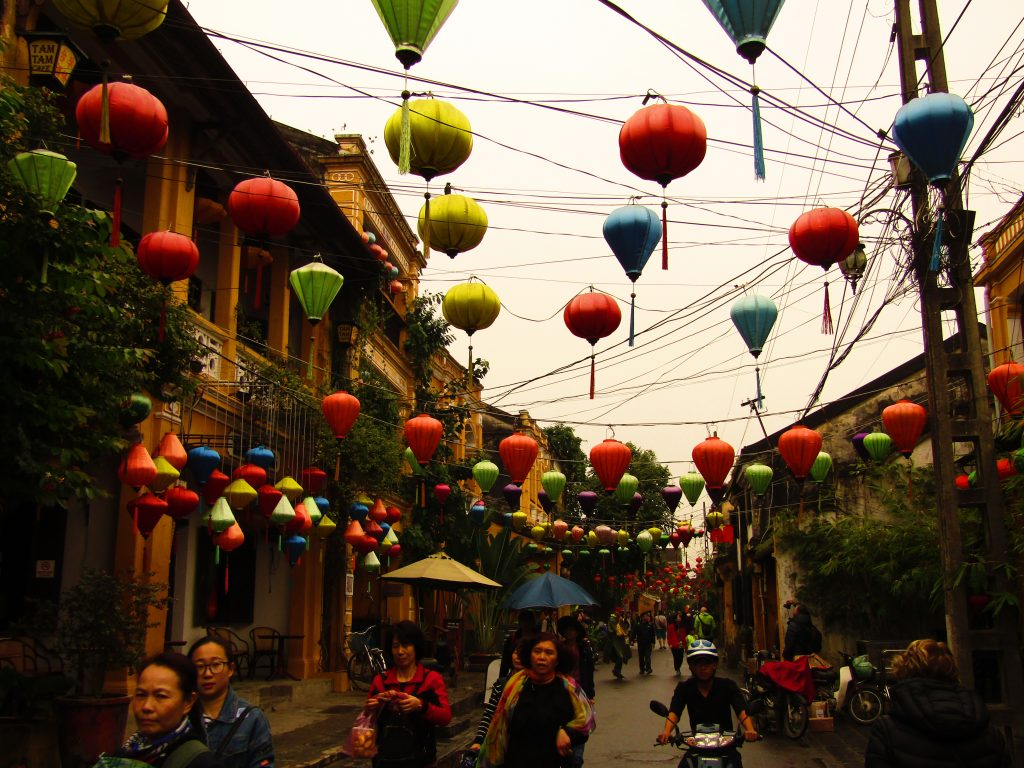 vietnam hoi an lantaarns
