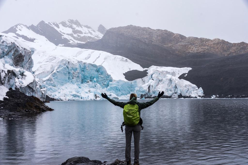 Pastoruri Gletsjer