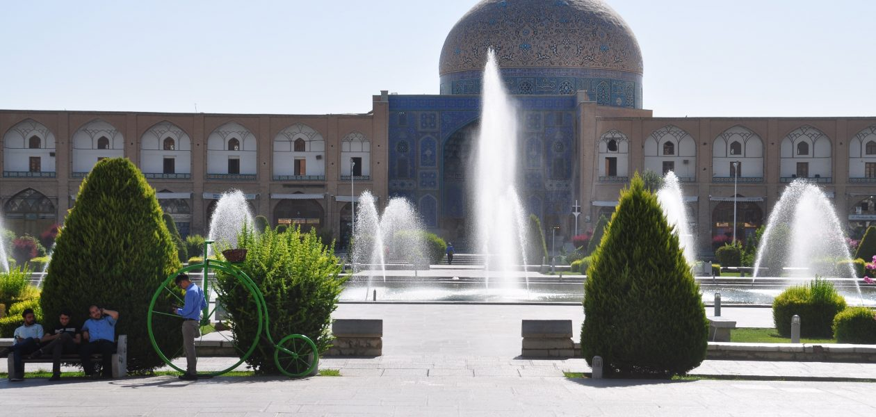 Isfahan moskee