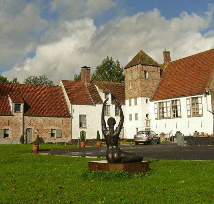 Hoeve, kapel ter Doest, Ter Doeststraat 4, Lissewege (Brugge)