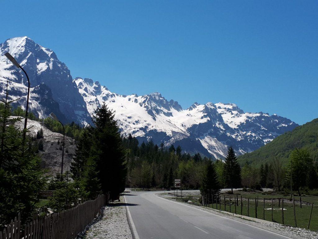 roadtrip in Albanië Valbonë