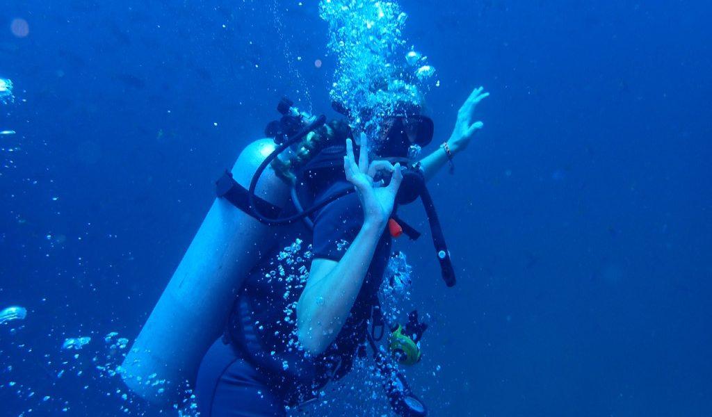 Scuba duiken