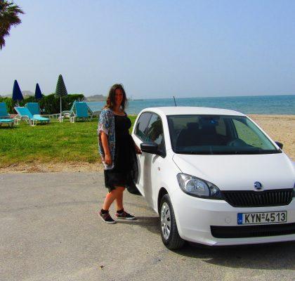 huurauto Sunny Cars Griekenland Corfu