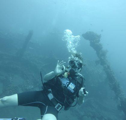 duiken bali reef divers