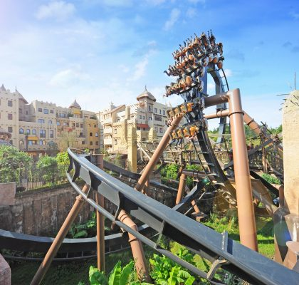 Phantasialand-Black Mamba
