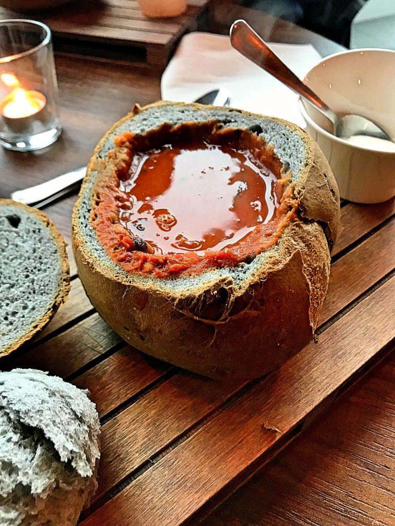 Soup company ijsland